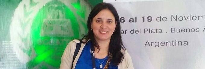 Entrevista com María Alfonsina Lizarraga, estudante argentina bolsista pela FUNIBER