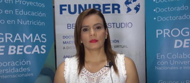 Entrevista com Mariella Georgelina Chagerben Barcos, estudante equatoriana com bolsa FUNIBER