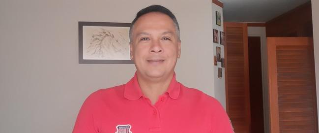 Entrevista com Arcenio Mar Henao López, estudante colombiano com bolsa FUNIBER