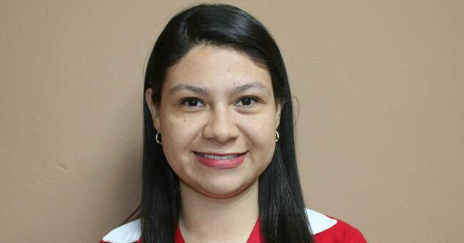 Entrevista com Olga María Padilla Cuenca, estudante da área de empresas com bolsa FUNIBER