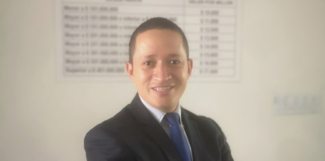 Entrevista com David Molano, estudante colombiano de MBA