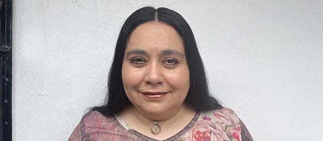Entrevista com María Sol Cabezas, estudante da área de educação com bolsa da FUNIBER