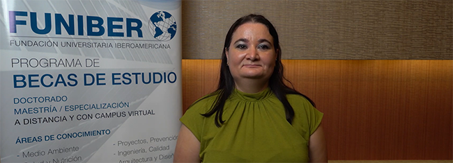 Entrevista com Linneth Alfaro Cordero, estudante costarriquenha com bolsa da FUNIBER