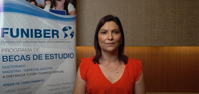 Entrevista com Paula, estudante da Costa Rica e bolsista pela FUNIBER
