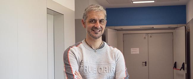 Entrevista com o diretor do Mestrado em Neuropsicologia, Sergio Castaño